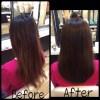 【お客様Style】劇的Before & After 仕事が忙しい人の髪を綺麗にしてみた