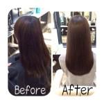 【今日の美髪改善】たった1センチでも変わる!!諦めなければ美髪は手に入ります!
