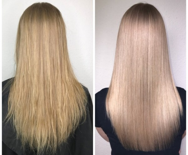Ботокс для волос что это за процедура - фото до и после