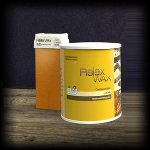 Relax Wax - Cera liposolubile all'ARGAN