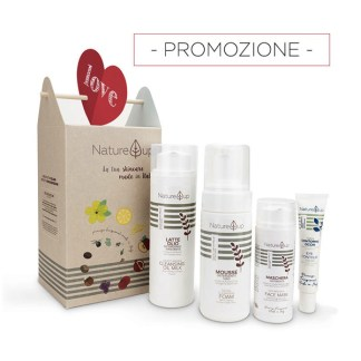 bema-cosmetici-kit-nature-up-latte-olio-mousse-detergente-viso-maschera-impacco-nutriente-crema-contorno-occhi-iris-shop