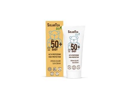 bema-solar-tea-crema-solare-biologica-SPF-50+baby-alta-protezione-100-ml-iris-shop