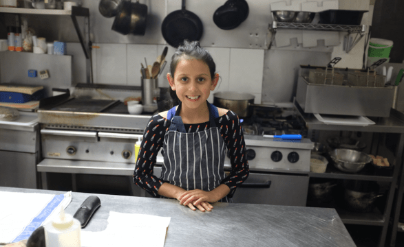 Cooking with Maya from Pretty Tapas @ House of Tippler, East Dulwich