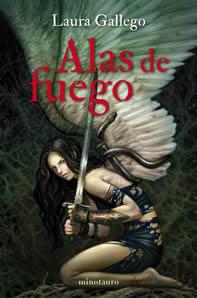 alasdefuego - Ahriel de Alas de Fuego -fantasia -sagafantastica -sagajuvenil -lauragallego
