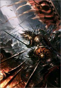 batalla - como escribir escenas de accion - escribir batallas - escribir una novela - fantasia