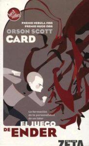 el juego de ender - orson scott - ciencia ficcion