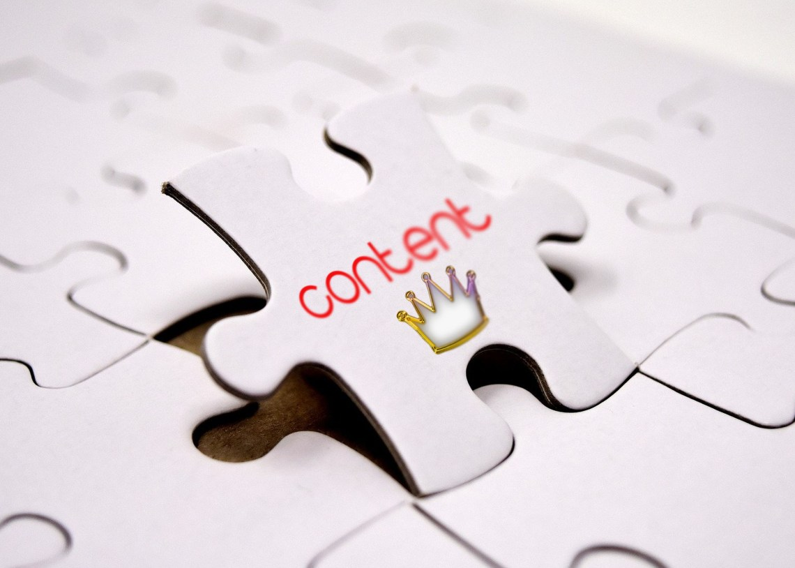 Content Marketing - Content is king when it comes to engagement with prospects.