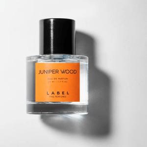 juniper wood label