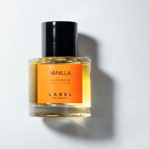 vanilla label