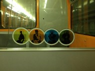 Sonderplätze U-Bahn