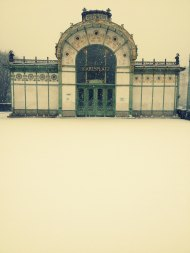 Karlsplatz Otto Wagner Pavillion