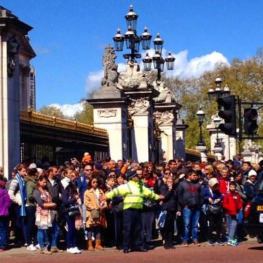 London Guard People