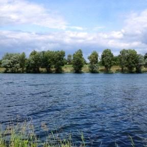 Donauinsel Wasser
