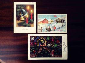 bærre lækkert postkort Oslo
