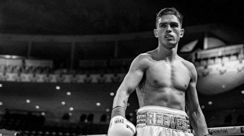 Two fight in less than a week – Lee Reeves secures second Columbian contest