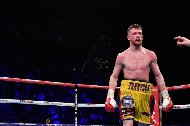 Top 10 opponent confirmed for James Tennyson's world title eliminator