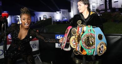 Spring Homecoming? Eddie Hearn reveals Ireland is an option for potential Katie Taylor vs Natasha Jonas rematch