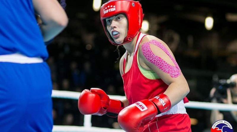 Nine time Irish Champion makes it five Lithuanian National Championship wins in a row