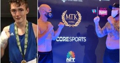 'I can't wait' – Colm Murphy ready to grasp Ward vs Bjornsson opportunity
