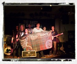 The Rogues From County Hell - Opener 2012 im KAW