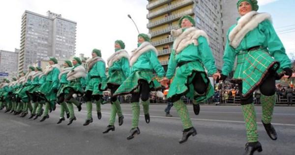 St. Patrick's Diaspora: 19 Places Other than Dublin to ...