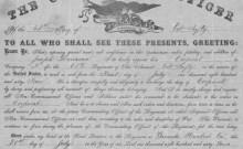 The Corporal Warrant for Joseph Donovan (NARA/Fold3)
