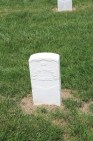 Andrew McCann, 11th Massachusetts Infantry. Died 6th June 1864.