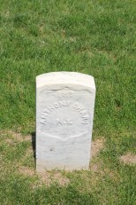 Anthony OHaro. Died 5th June 1864.