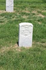 John W. Welsh, Co. Dublin, 69th Pennsylvania Infantry.