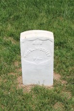 Thomas Mooney, Co. Donegal, 69th Pennsylvania Infantry. Died 10th June 1864.