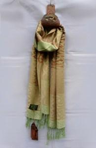 Mulligan Ireland's Pashmina/Silk Shawl - Arranmore Island - $32.75