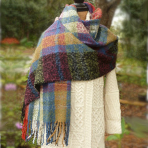 Softer than Cashmere Shawl With Multiple Usage - $37.00