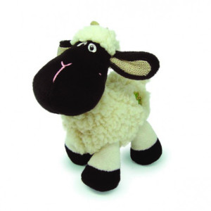 Authentic Irish Daisy the 'Small' Blackface Sheep - $16.00