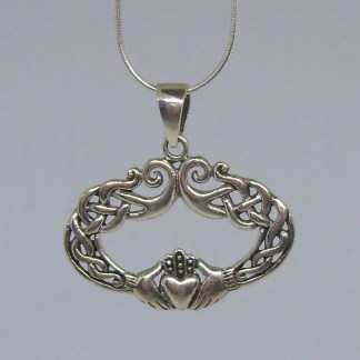 Irish Sterling Silver Jewelry