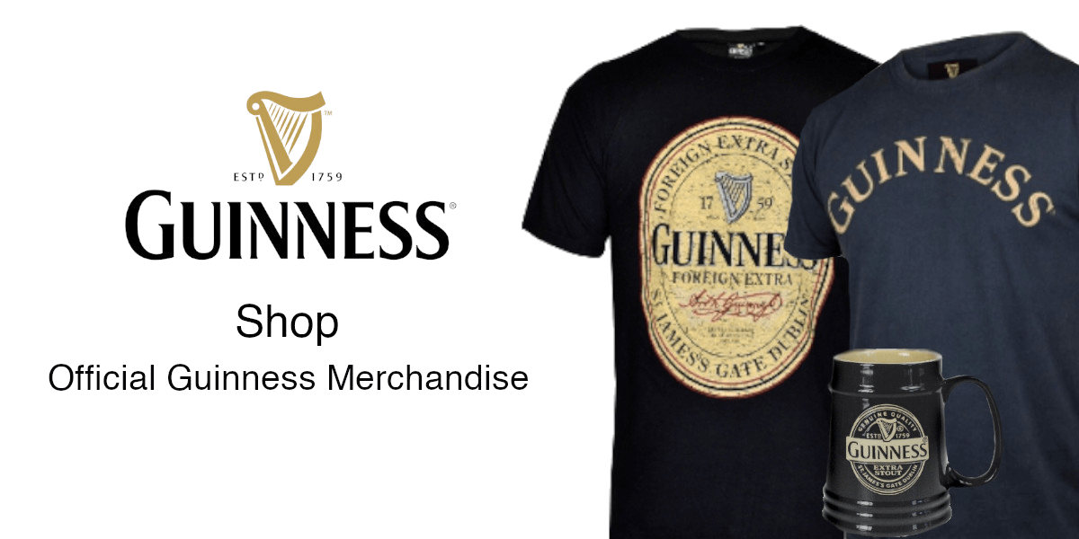 Official Guinness Merchandise