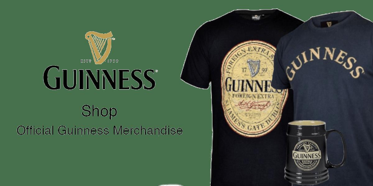 Official Guinness Merchandise