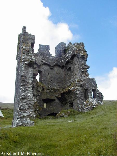 Rahinnane Castle