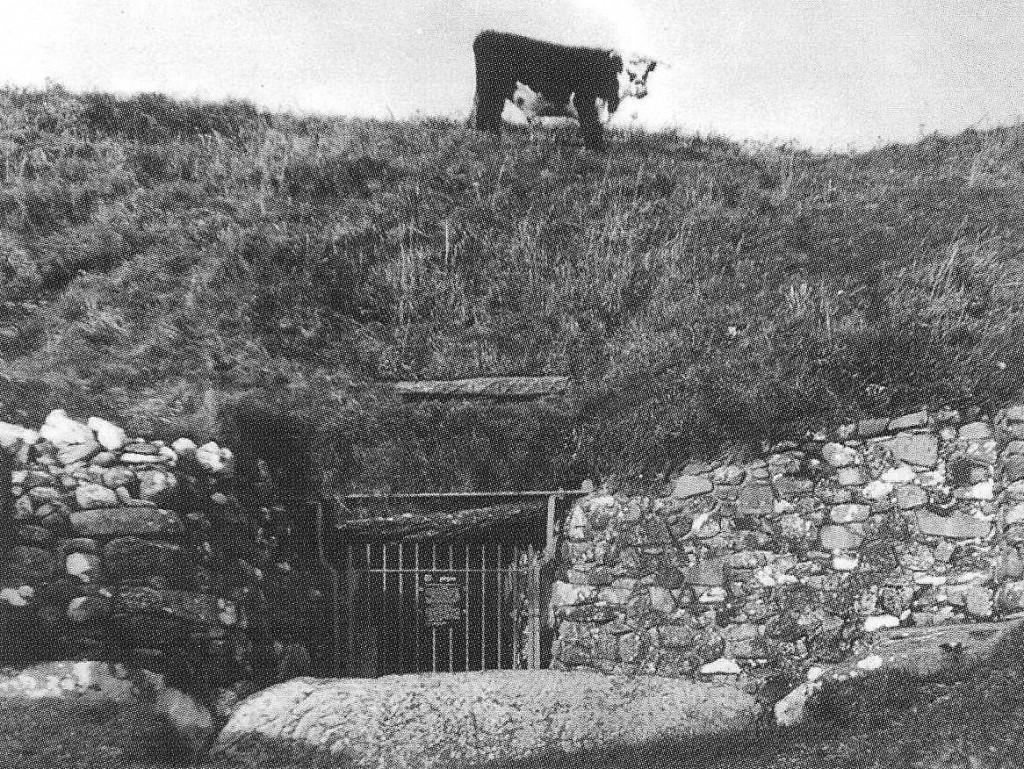 Newgrange tomb