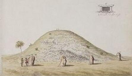 Newgrange tumulus