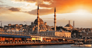 6th Most visited country in the world:  Turkey: 37.8 million visitors