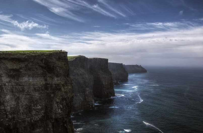 The Cliffs of Moher - visit Ireland