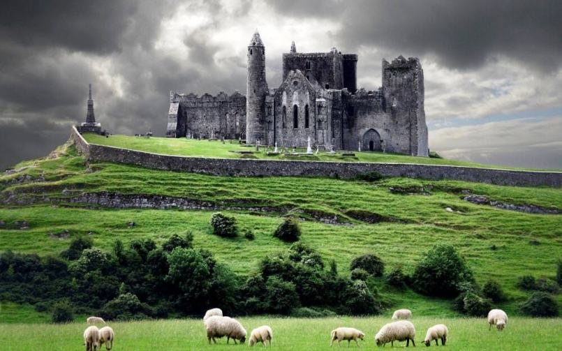 The Rock of Cashel- visit Ireland