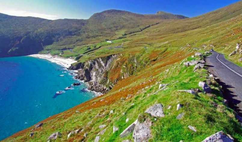 achill Island - visit Ireland