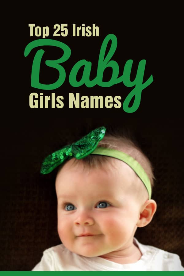 Irish Baby Girl Names