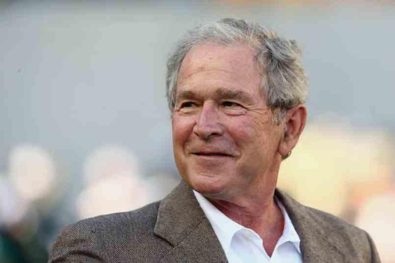 George Bush-Ireland