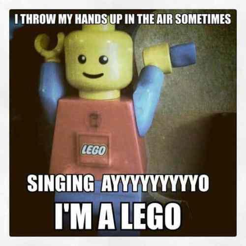 Lego Irish Memes