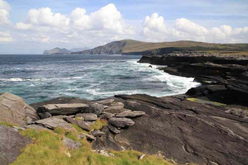 Wild atlantic way visit an Island