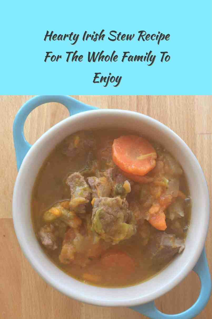 Hearty Irish Stew Recipe