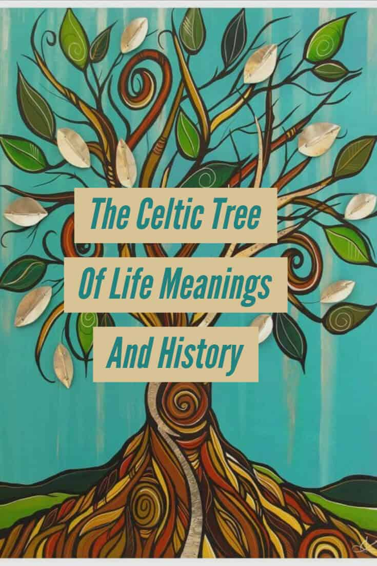 Celtic tree of life and meanigns