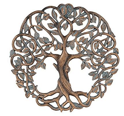 Celtic Tree Of Life (Crann Bethadh)
